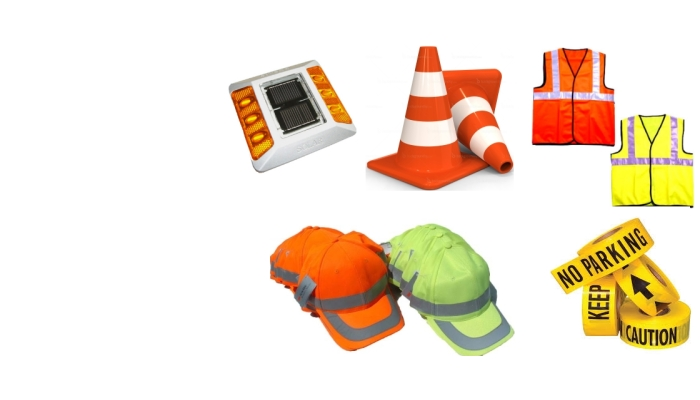 road safety equipment image